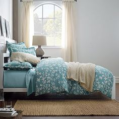 Company Organic Serenity Percale Duvet Cover and Sham