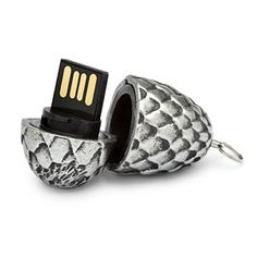 Game Of Thrones Dragon Egg Flash Drive | ThinkGeek