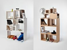 BlockBox Shelving System by everythings® gmbh made in Switzerlandop CROWDYHOUSE