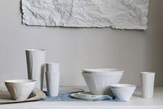 Ceramics by Australian designer and UNSW Fine Arts graduate, Hayden Youlley