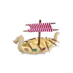 Small Foot Design | Viking Ship