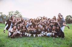 2015 Sisterhood Photo Shoot// Cal Poly SLO, Chi Omega
