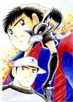 ɪᴍᴀ́ɢᴇɴᴇs ʏ ᴍᴇᴍᴇs ᴅᴇ ᴄᴀᴘɪᴛᴀ́ɴ ᴛsᴜʙᴀsᴀ 😹❤️ - ⚽ Hikaru Matsuyama ⚽ Captain Tsubasa, Bd Comics, Manga Comics, Series Manga, Manga Anime, Anime Art, Disney Drawings, Anime Shows, Otaku