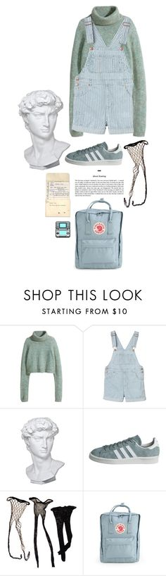"""I know that you'll love me even when I lose my head"" by h3li ❤ liked on Polyvore featuring H&M, Monki, Eichholtz, adidas Originals, Fjällräven, Winter, autumn, pastels, winterstyle and wintersweater"