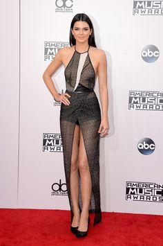 AMAS 2014 : Kendall Jenner en Yigal Azrouel