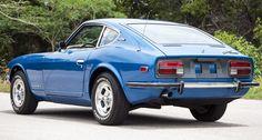 Cars We Love: Datsun 240Z 'Fairlady'   Classic Driver Magazine