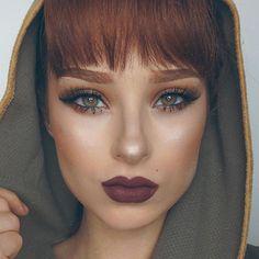 IG: lupescuevas | #makeup
