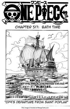 One Piece Manga ch.517 Page 1