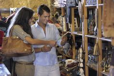 Local flair experiences in an authentic souq.