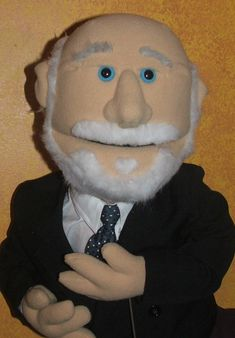 Pastor by PJs Puppets More