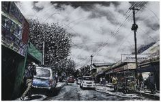 An original work by Phillemon Hlungwani entitled: No: 38 1st Avenue PAN AFRICA (ALEX) I mixed media on paper 70 x 115cm For more please visit www.finearts.co.za 1st Avenue, Fine Art Gallery, Mixed Media, Africa, The Originals, Paper, Artist, Art Gallery, Amen