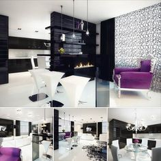 Incredible Luxury Home Interiors in Russia.