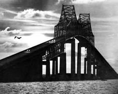 Sunshine Skyway Bridge, 1963