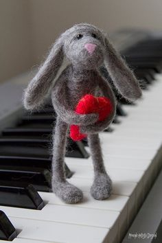 Hey, I found this really awesome Etsy listing at http://www.etsy.com/listing/125642740/bunny-rabbit-with-sincere-heart