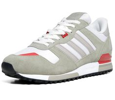 adidas Originals ZX 700-Stone-Runing White #sneakers #kicks