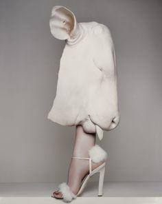 Barbara Fialho by Brigitte Niedermair for CR Fashion Book #3 Fall Winter 2013-2014 7