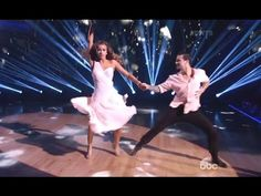 Sadie Robertson Sticks to Her Christian Values While Performing the Rumba on 'DWTS' — and the Judges' Reactions Bring Her to Tears Robertson Family, Sadie Robertson, Mark Ballas, Duck Commander, Show Dance, Duck Dynasty, Young Female, Dance Fashion, Dancing With The Stars