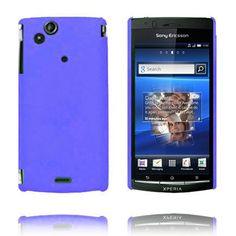 Hard Shell (Blå) Sony Ericsson Xperia Arc Deksel Sony, Shells, Cover, Conch Shells, Conchas De Mar, Sea Shells, Seashells, Blankets, Shell