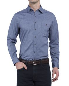 Rodd & Gunn Barnard Italian Oxford Cloth Shirt
