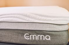 Best Sleep I've Had In Years: EMMA Mattress – Memories With The Mulkeys Mattress In A Box, Queen Mattress, Best Mattress, Spine Alignment, Moving To California, Healthy Sleep, Cover Gray, Time Shop, Good Sleep