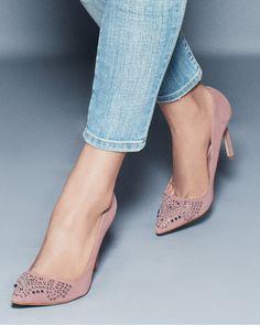 Ruth in dusty pink #wearabledesign