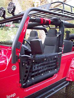 Thinking about getting these trail doors for the Jeep!