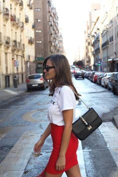 ladyaddict_minifalda_roja_maje_tendencia_4