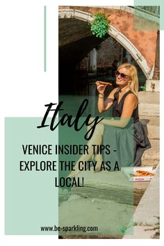 I would like to show you the best way moving through Venice, Italy like a local with real Venice insider tips for a perfect trip to the lagoon city. Like A Local, Source Of Inspiration, Venice Italy, Sparkle, Good Things, Explore, City, Blog, Movie Posters