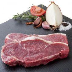 4 entrecotes de la mejor ternera de Galicia de 250 gr/unidad. Listos para cocinar o congelar. 26,46 € IVA incluido