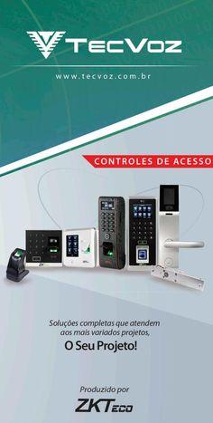 #ClippedOnIssuu from Controles de Acesso TECVOZ!