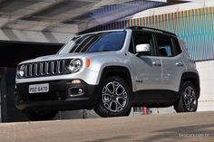 Jeep Renegade Longitude Limited Edition 01