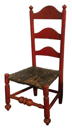 18th century period miniature Chair
