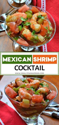 mexican shrimp recipes This scrumptious Mexican Shrimp Cocktail is bursting with fresh veggies, steamed shrimp, creamy avocado, tomatoes and jalapenos in a slightly spicy tomato based sauce that is quick to come together. Best Party Appetizers, Appetizers For A Crowd, Seafood Appetizers, Food For A Crowd, Seafood Dishes, Appetizer Recipes, Party Dip Recipes, Mexican Shrimp Cocktail, Mexican Shrimp Recipes