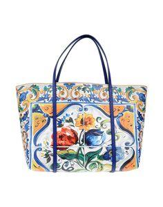 Dolce & Gabbana Women Handbag on YOOX. The best online selection of Handbags Dolce & Gabbana. YOOX exclusive items of Italian and international designers - Secure payment...