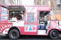 Street food vendors in New York | Food trucks in Manhattan