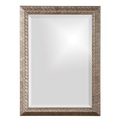 28x20 Small Wall Mirrors, Silver Wall Mirror, Wall Mounted Mirror, Decorative Mirrors, Mirror Glass, Transitional Style, Over The Door Mirror, Beveled Glass