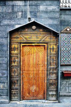 Damascus Door