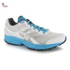Mizuno Spark Chaussures de course à pied pour femme Bleu/blanc Baskets Sneakers Chaussures de sports, bleu/blanc, (UK6.5) (EU40) (US9) - Chaussures mizuno (*Partner-Link)