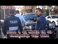 Jefe de policía de México encuentra a su esposa con otro #ladycuernos #n...