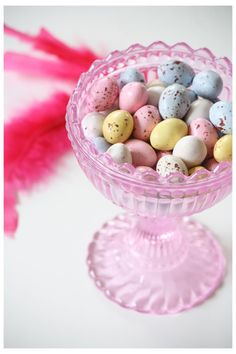 Marimekko Maribol in pink, so sweet for Easter