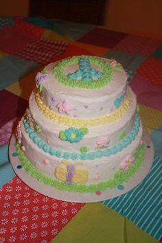My girls birthday cake...