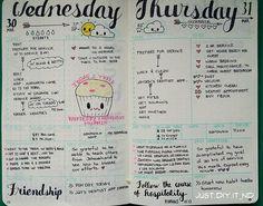 Last days of March. Hello April! 🌸🍑 bujo #bujolove #bulletjournal #planner #plannerlove #diyplanner #doodle #fonts #dailyspread #planneraddict #wednesday #thursday #kawaii #kawaiistyle #todolist #todaylist #inspiration #raspberry #muffins #bakery #budget #tracker #mealtracking #dailylog #arrow #weather #waterintake #hydrate #showmeyourplanner #plannerinspiration #plannerinspiration_4u
