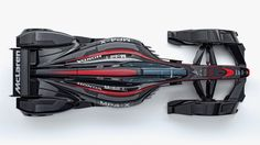 McLaren's New MP4-X Concept Car Imagines a Fully Bonkers Future for F1 | WIRED