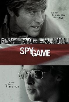 Spy Game (2001) - Ridley Scott.  (USA).