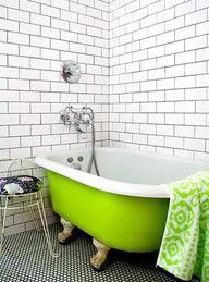 Bath Tubs Are Awesome On Pinterest Tubs Bathtubs And Clawfoot Tubs