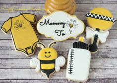 Simply Sweets by Honeybee: Mommy To Bee Cookies