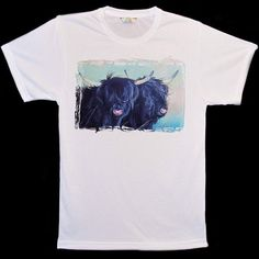 Big Animal Face Double Trouble T-Shirts