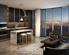 Suite in Yorkville Condominiums by Lifetime Developments