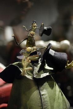 Tim Burton @ MoMA | Flickr - Photo Sharing!
