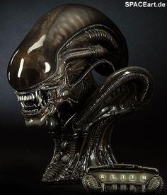 Alien 1: Big Chap - Legendary Scale Büste http://spaceart.de/produkte/al163.php